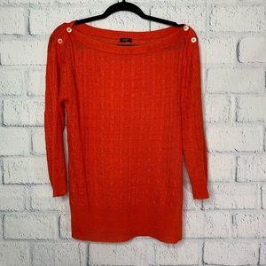 J. Crew boatneck Sweater